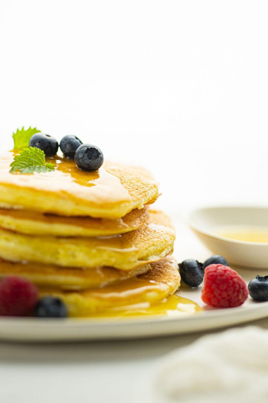 Pancakes à la Patrice Demers