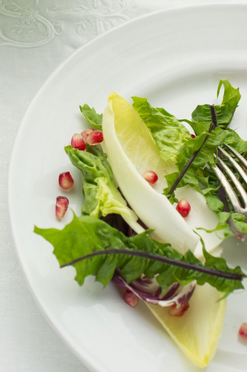 Salade craquante des Fêtes