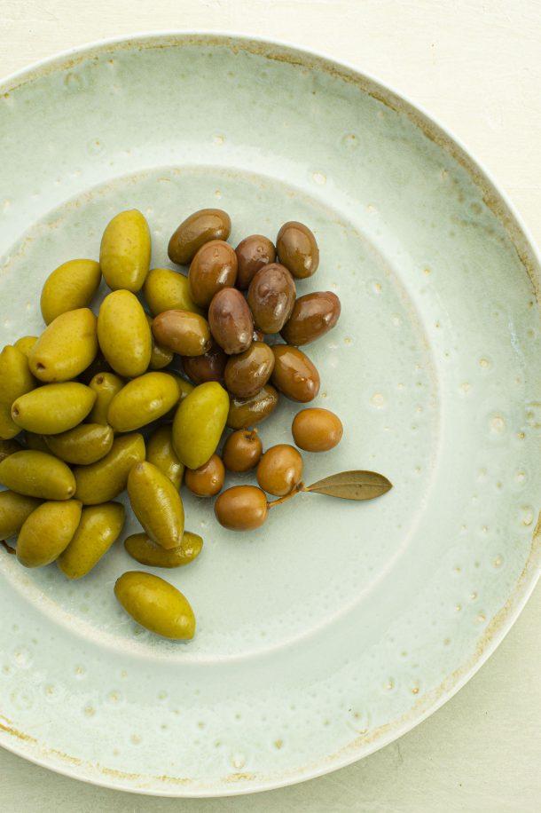 Olives parfumées