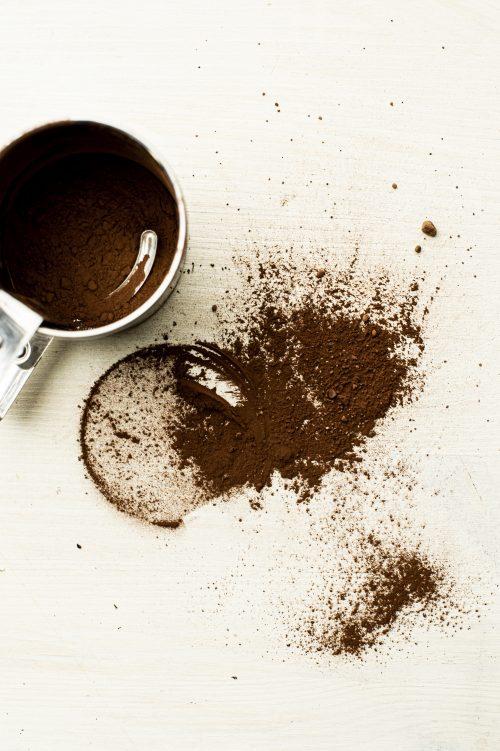 Sablés cacao et épices
