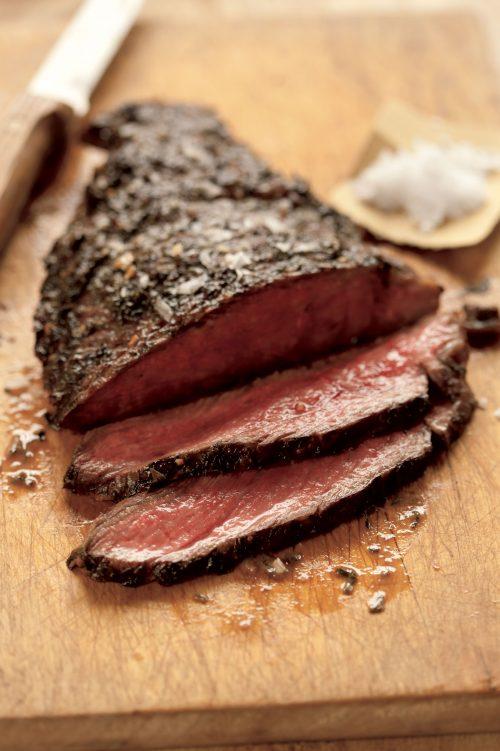 Beurre bleu pour un bon steak