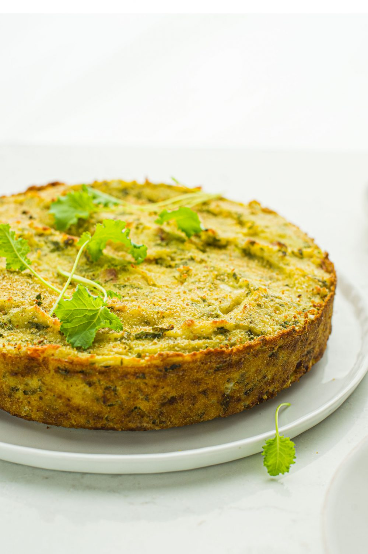 Torta de pommes de terre
