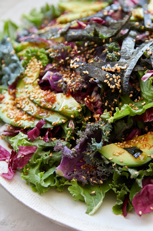 Salade sushis