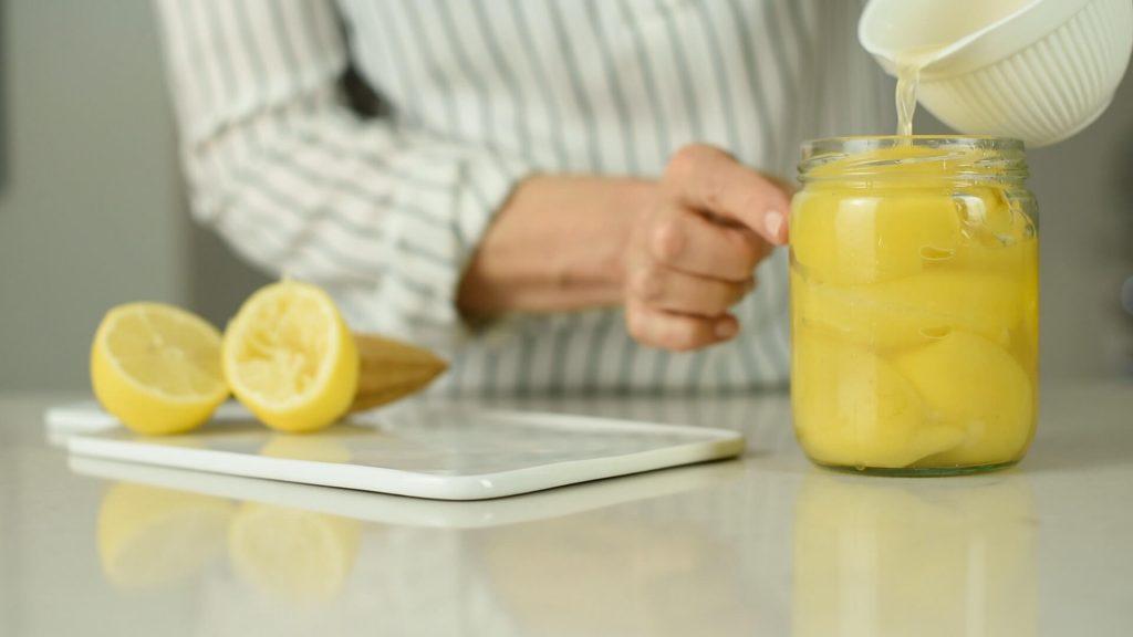 Comment faire des citrons confits