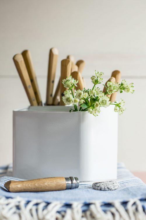 Beurre parmesan et poivre