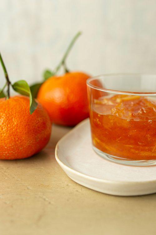 Marmelade agrumes et vanille