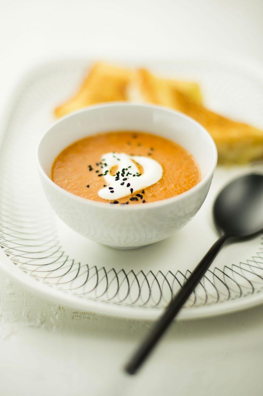 Crème de tomate