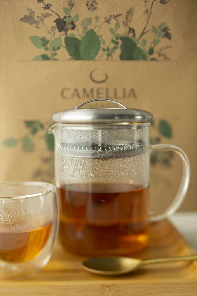 À gagner : un service à thé et un lot de thés Camellia Sinensis