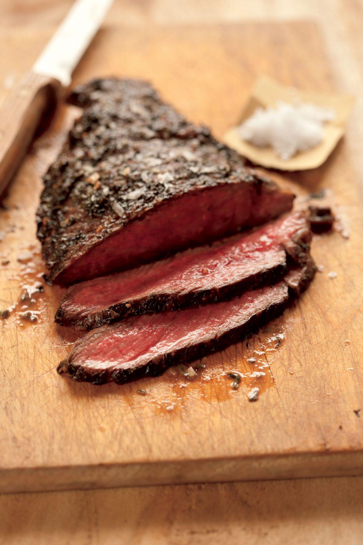 Cuisson parfaite pour les steaks de boeuf
