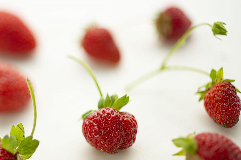 Pour célébrer la saison des fraises