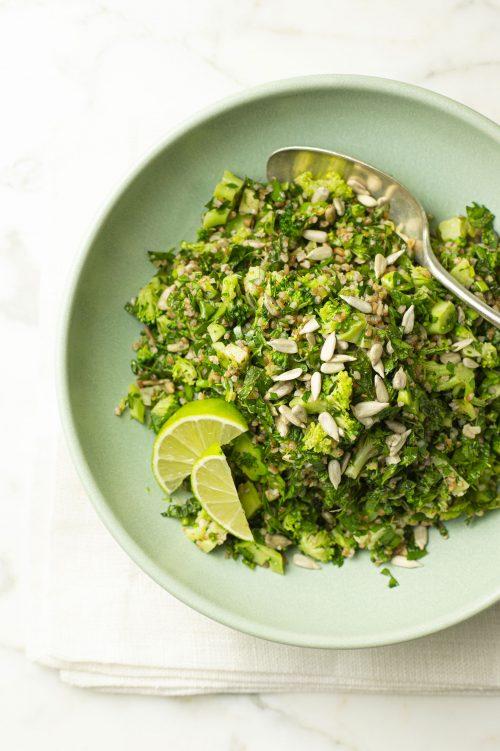 Taboulé de brocoli