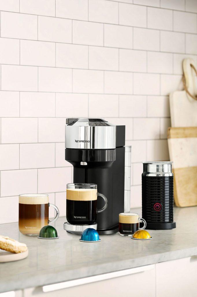 À gagner : la nouvelle machine Nespresso Vertuo Next