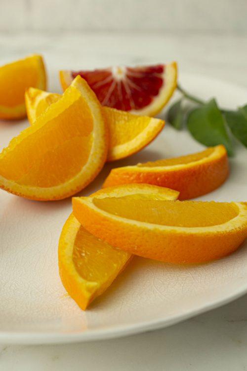 Sirop à l'orange